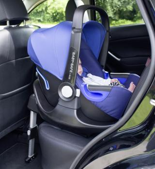 База Britax Roemer Baby-Safe i-Size