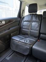 Чехол под детское кресло полный черный АвтоБра