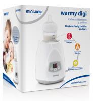 Подогреватель для бутылочек Miniland Warmy Digy