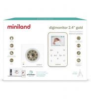 Видеоняня Miniland Digimonitor 2,4 Gold