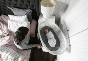 Колыбель 4moms MamaRoo sleep
